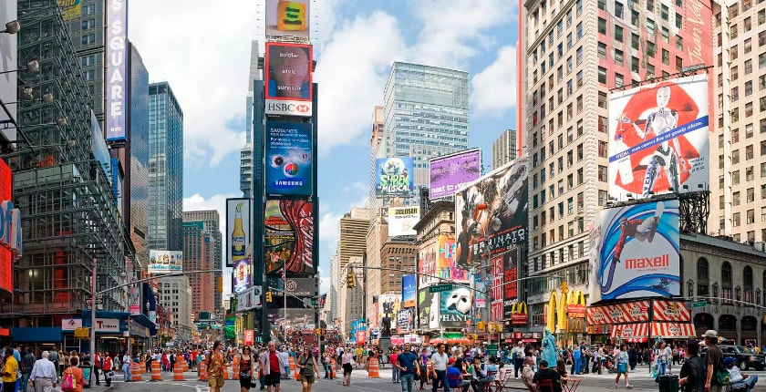 фото Нью Йорка