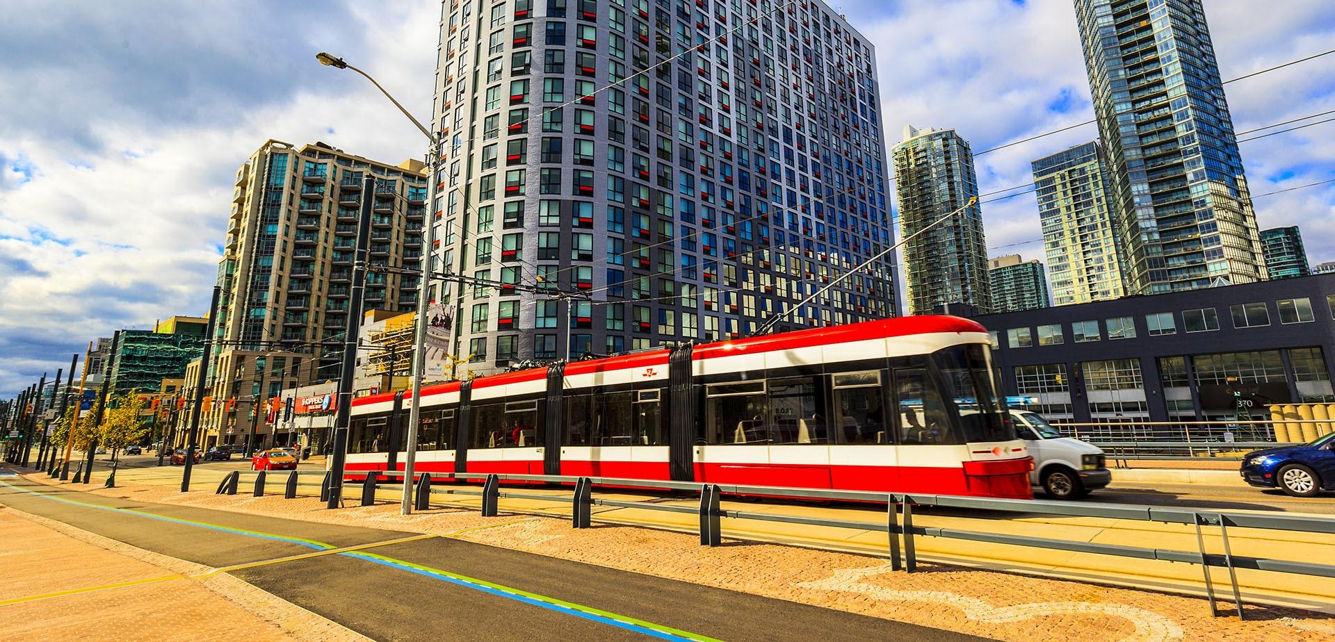 виды городов канады