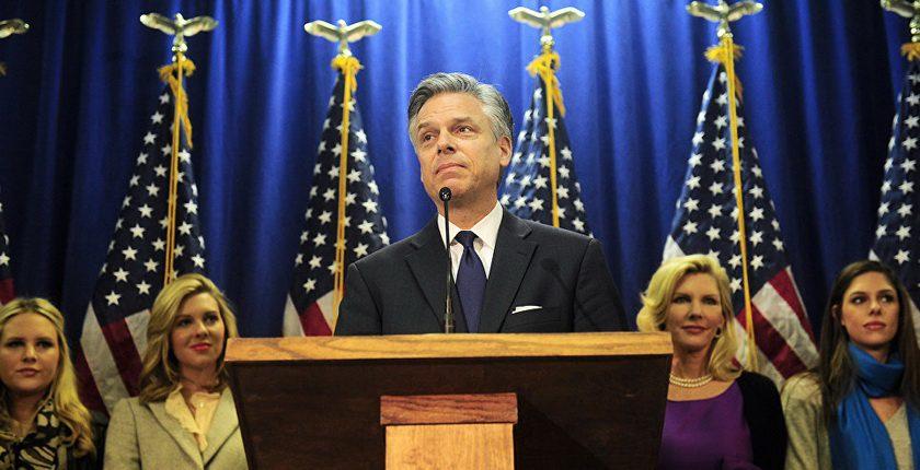 Новый посол США в России. Сенат США утвердил кандидатуру Джона Хантсмана