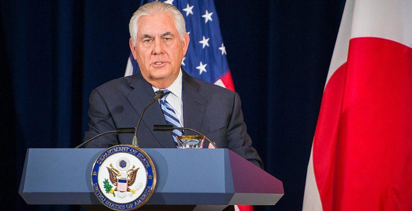 Тиллерсон: США готовы работать над климатическим соглашением
