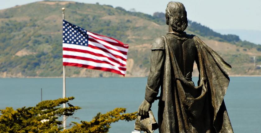 День Колумба в США