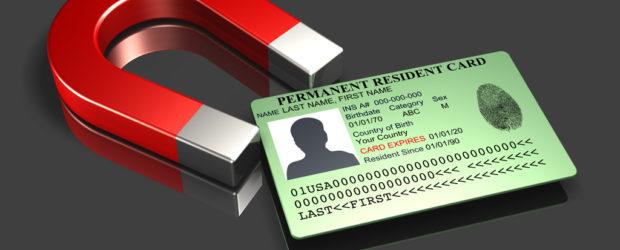 как получить green card в сша